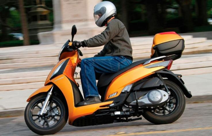 Cómo elegir una moto de 49 cc