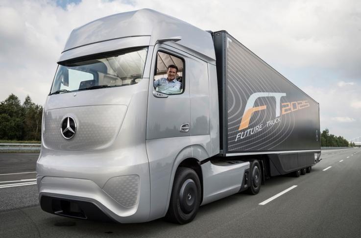 Cómo será el futuro de los camioneros