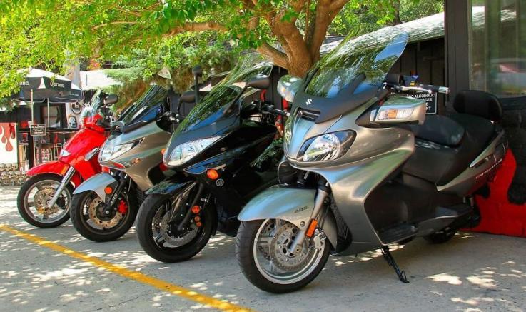 ¿Cuáles son las motos de ciudad más apropiadas?