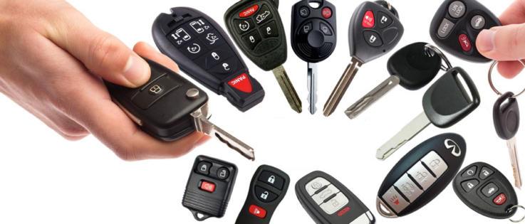 Llaves inteligentes para coches, guía práctica